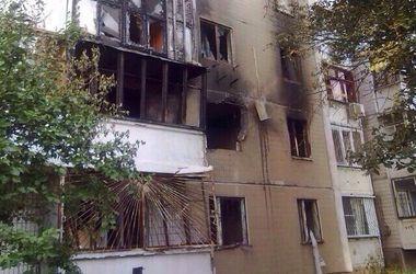 В Донецке снарядом разбомбило детский сад на ул.Словацкой
