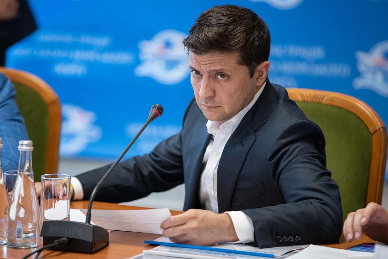 СМИ, Путин, Зеленский, Донбасс, переговоры, интервью