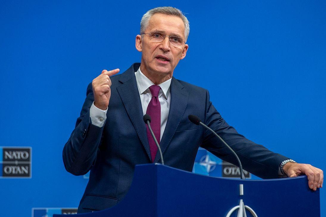 """""""Внимательно наблюдаем"""", - генсек НАТО Столтенберг сделал предупреждение Беларуси"""
