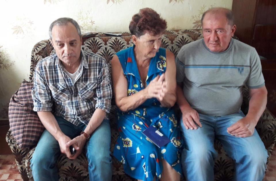 Мать политзаключенного Олега Сенцова рассказала, почему с момента этапирования сына в Якутию она ни разу не была на свидании с ним