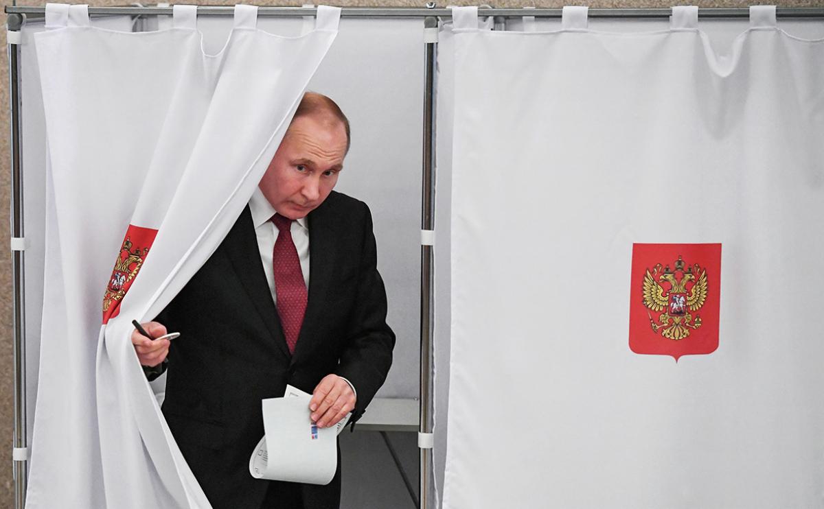 """""""Обнуление"""" президентства Путина: как за 20 лет изменилось мнение главы Кремля о Конституции"""