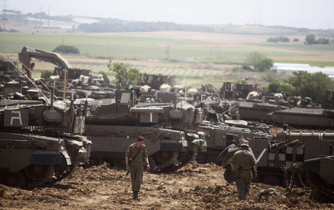 """Израиль продолжает операцию """"Страж стен"""": в Сети показали, как ракета ХАМАС дала осечку и упала обратно"""