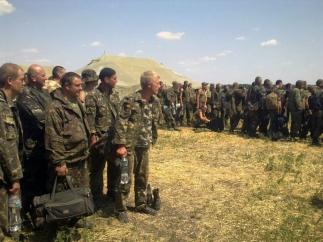 СМИ: контролируемая силами АТО часть границы с Россией уменьшилась почти в 2 раза