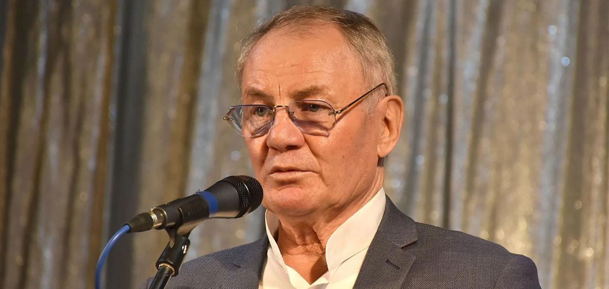 На 79-м году жизни не стало украинского писателя, нардепа Владимира Яворивского