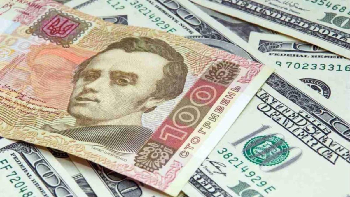 Украина, Курс валют, Доллар, Рост, Падение.