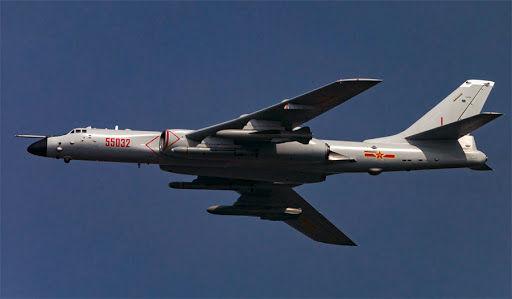 Самолеты ВВС Китая вторглись в воздушное пространство Тайваня, там развернули зенитно-ракетные системы