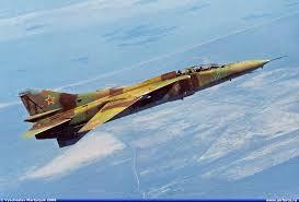 Официально: в Сирии сбит самолет сирийских ВВС МиГ-23
