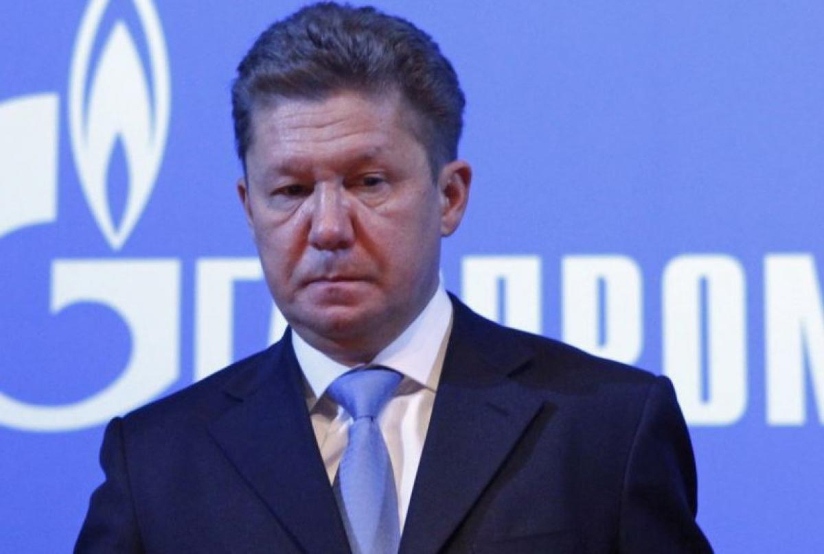 """После краха с Украиной и """"Северным потоком-2"""" началась """"зачистка"""" топ-менеджеров Газпрома - Миллер на очереди"""