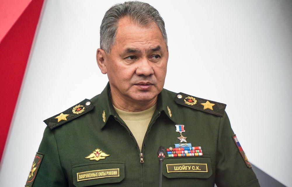 Шойгу: Назападных рубежах РФ  будет создано 20 новых воинских соединений