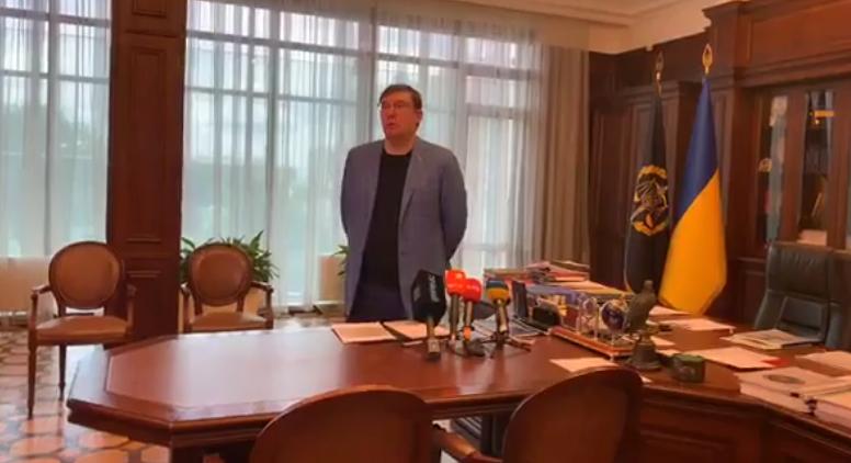 Скандал с NewsOne: Луценко раскрыл резонансную правду о финансировании канала Медведчука