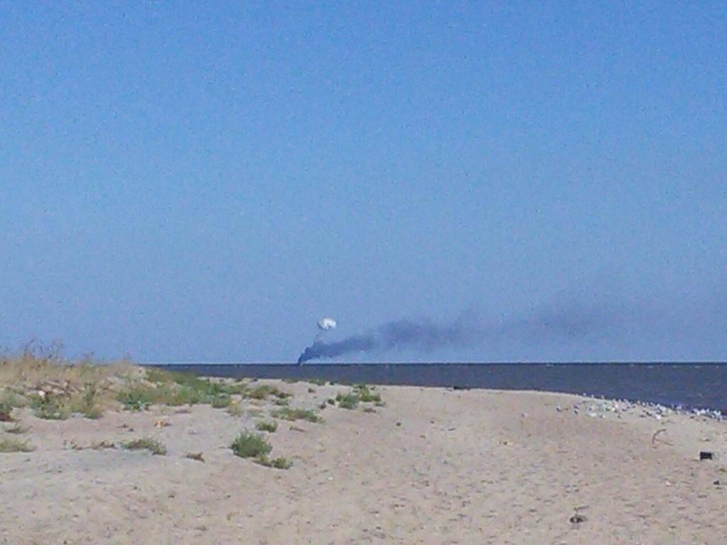 В ДНР заявили об уничтожении двух катеров погранслужбы Украины