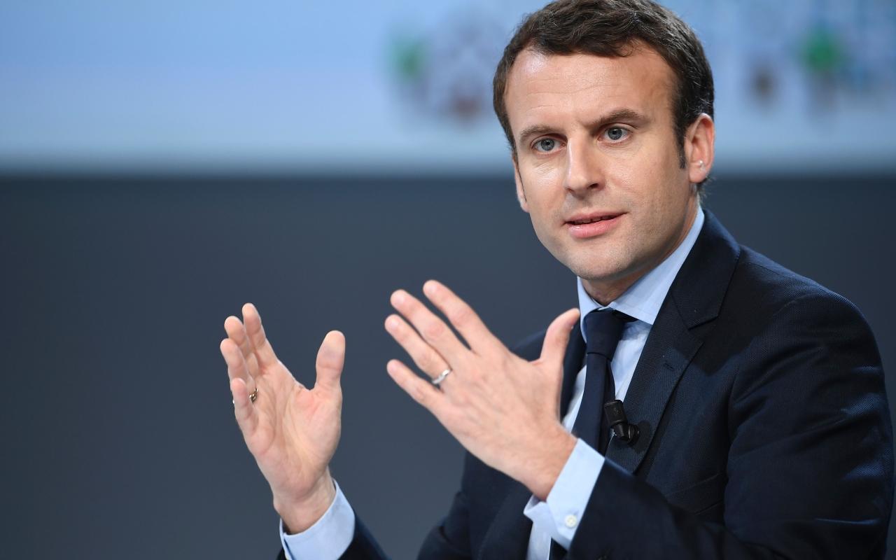 Макрон не церемонится: президент Франции пообещал нанести удар по российско-сирийским войскам в случае подтверждения химатак