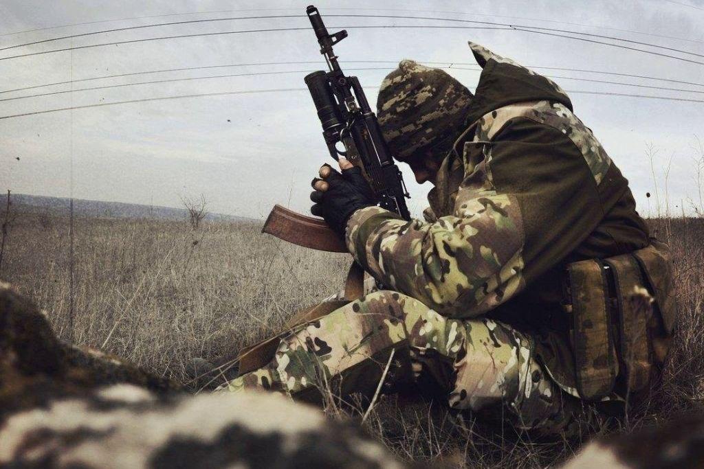 Под Водяным погиб военный 128-й бригады ВСУ Владимир Беляев: армия РФ нанесла удар из РПГ