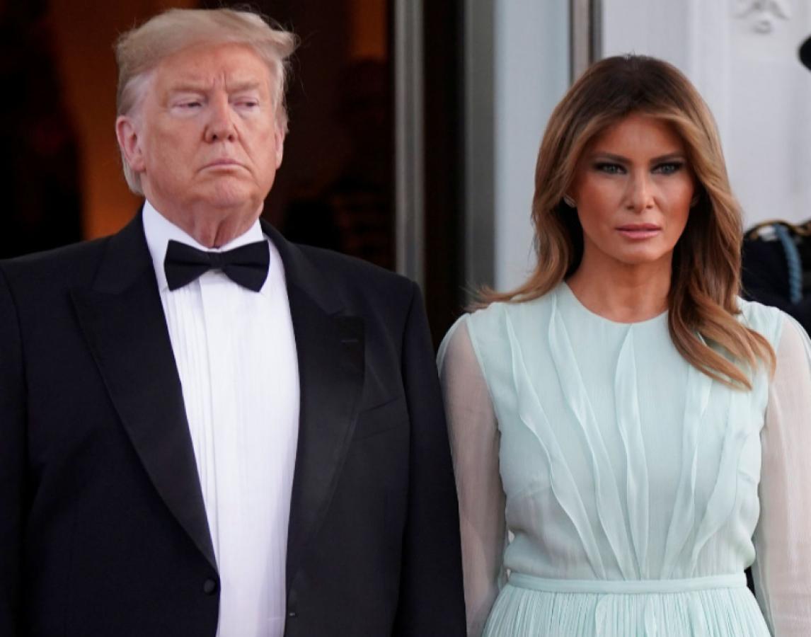 Мелания подаст на развод с Дональдом Трампом: СМИ узнали, что произошло между супругами