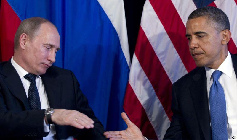 Горбачев - Путину и Обаме: сядьте, наконец, за стол переговоров ради Украины