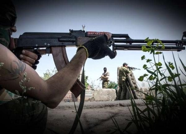 Террористы устроили плотный обстрел украинских войск на приморском направлении – последние данные Штаба АТО об обстановке на передовой