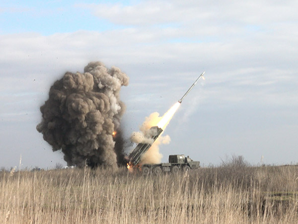 """Ракеты """"Нептун"""", РСЗО """"Ольха"""" и усиление ПВО: ТОП-5 сверхмощных новинок на вооружении ВСУ - кадры"""