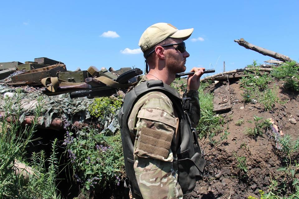 """Бойцы ВСУ выбили террористов из """"серой зоны"""" под Каменкой: понеся потери, враг отступил"""