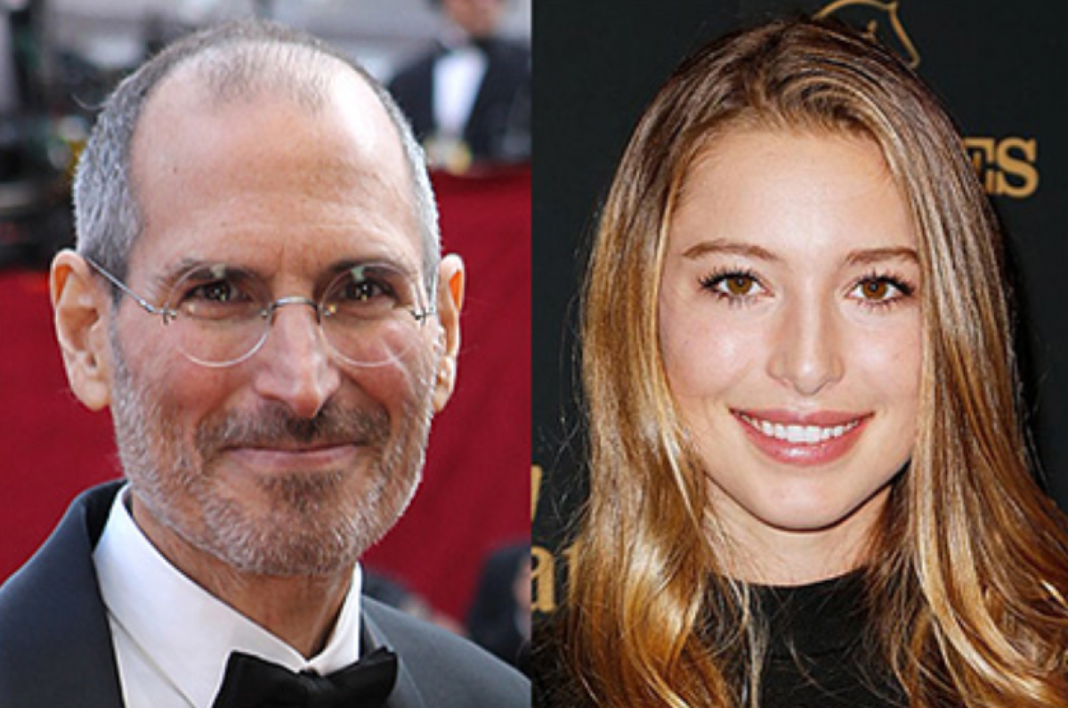 Дочь Стива Джобса Ева стала моделью и снялась, обнажившись, в ванной