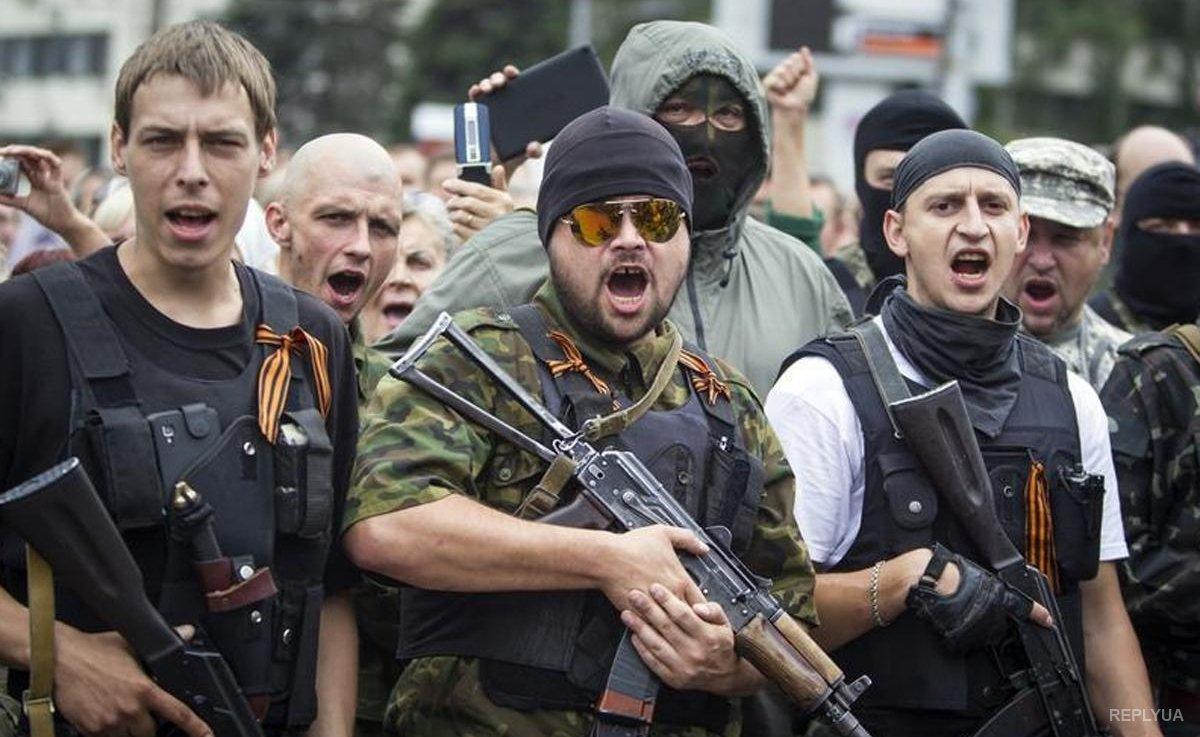 """Им эта свора вооруженных разбойников не нужна - Кремль хочет вернуть Украине оккупированный Донбасс, но оставить там все окопавшиеся в """"ДНР"""" и """"ЛНР"""" российские """"отбросы общества"""""""