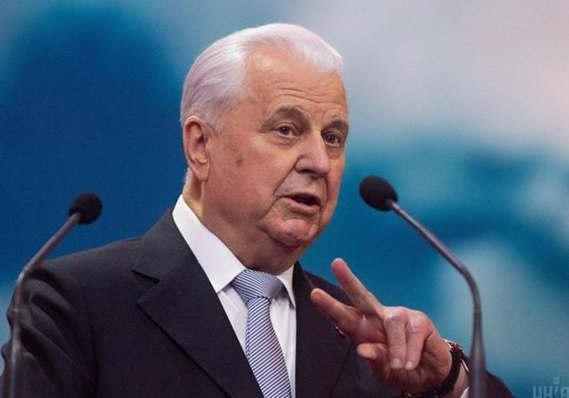 """Кравчук оценил последствия """"шоу"""" Симоньян в Донецке, указав на деталь в переговорах ТКГ"""