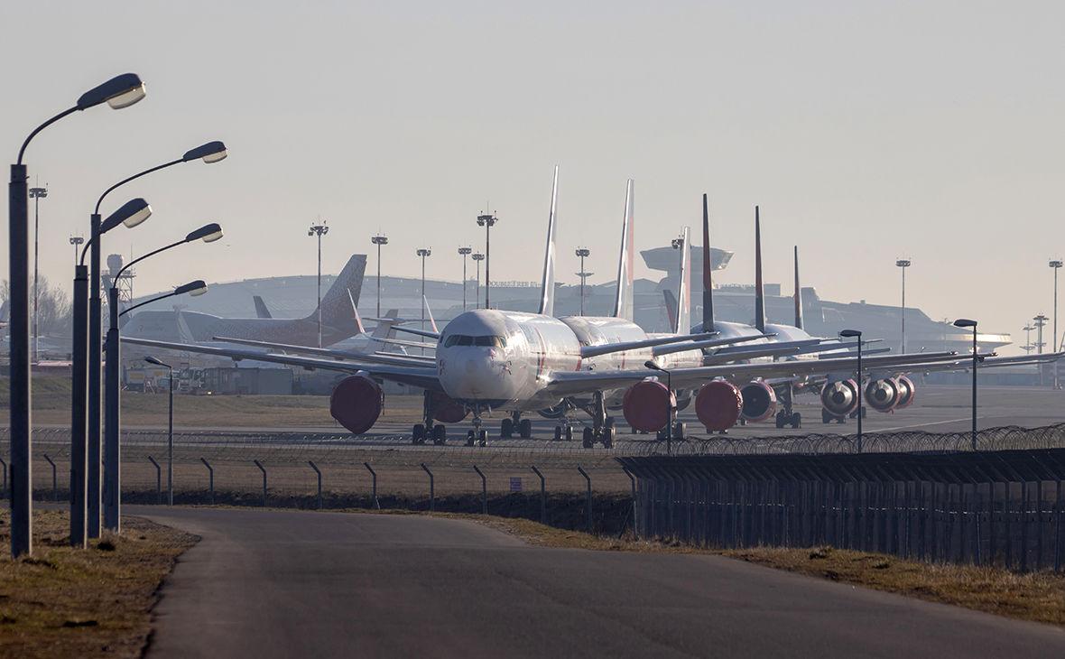Украина вводит санкции против авиакомпаний России