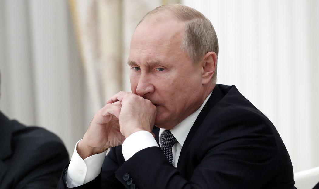 Путин рассказал, как ему сломали нос: появилось видео