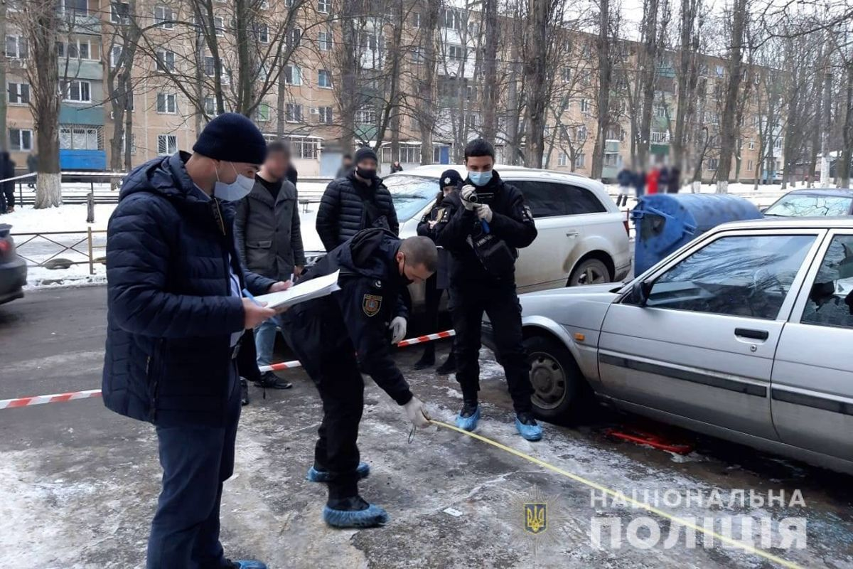 Двойное убийство в Одессе: задержан голый мужчина с человеческой головой и внутренностями