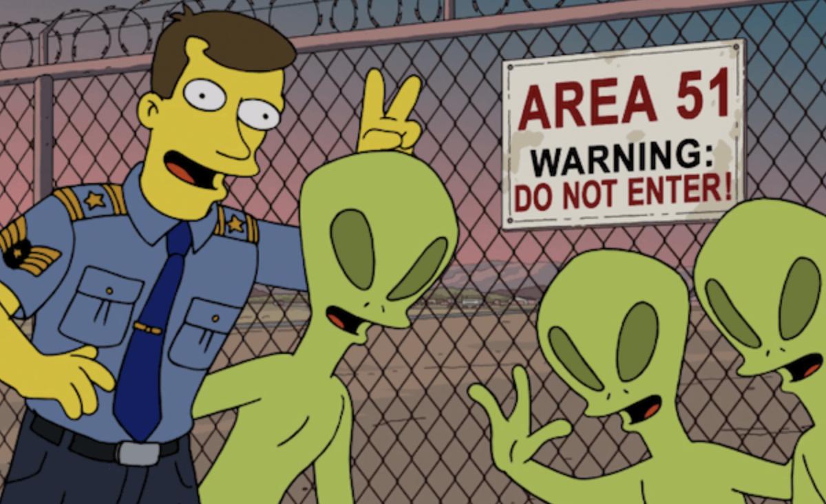 зона 51, штурм, США, Невада, НЛО, реддит, мемы, фейсбук, секретные материалы, загадки