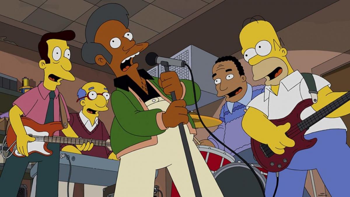 """В """"Симпсонах"""" уволили белых актеров, озвучивающих темнокожих персонажей"""