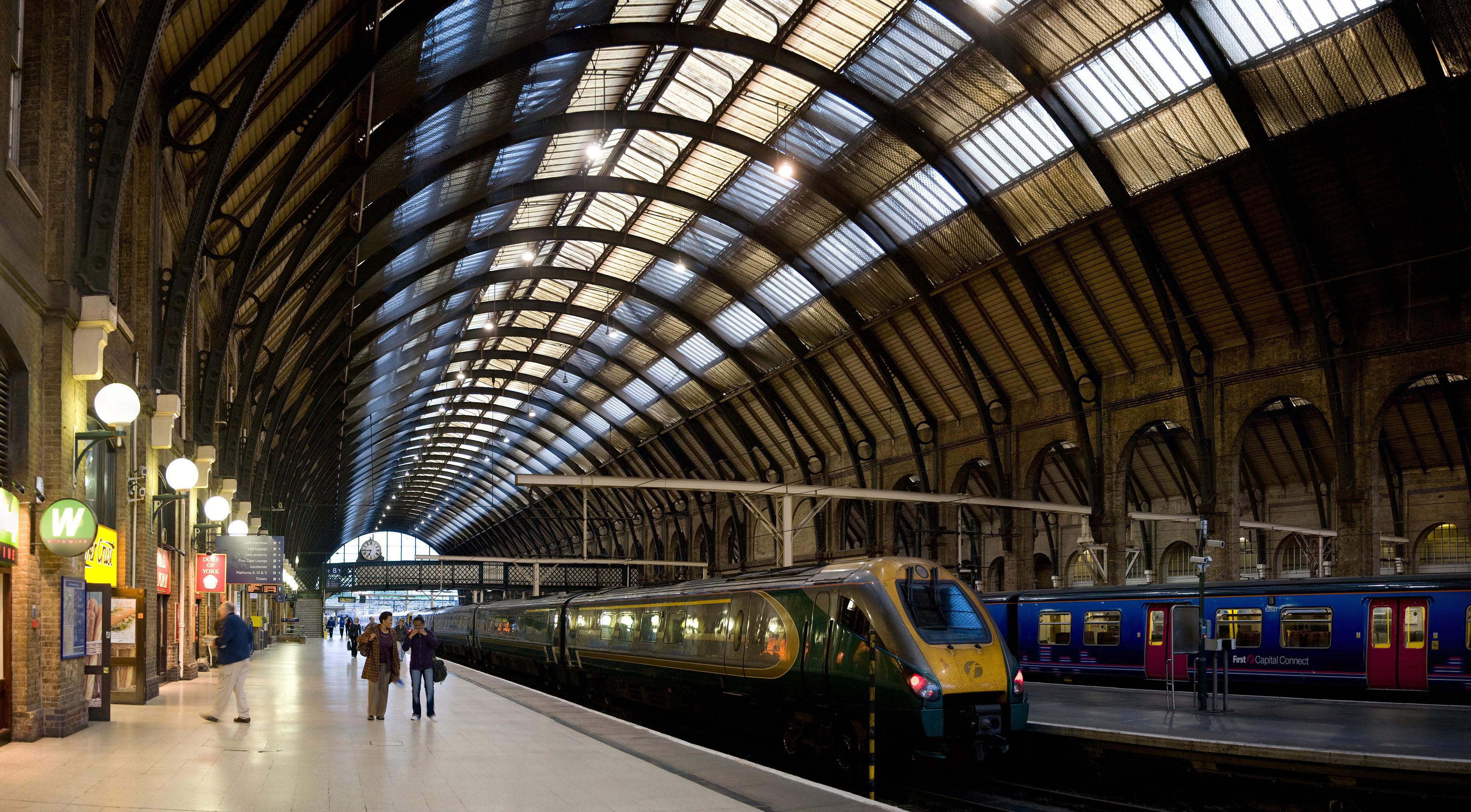 В Лондоне эвакуирован легендарный вокзал Кингс-Кросс по неизвестной причине - СМИ