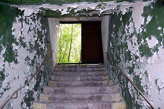 Донецк, АТО, Ленинский район, убежище, укрытие