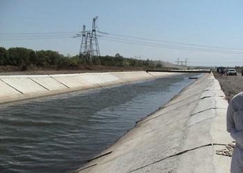 Электроснабжение насосной станции канала Северский Донец–Донбасс восстановлено