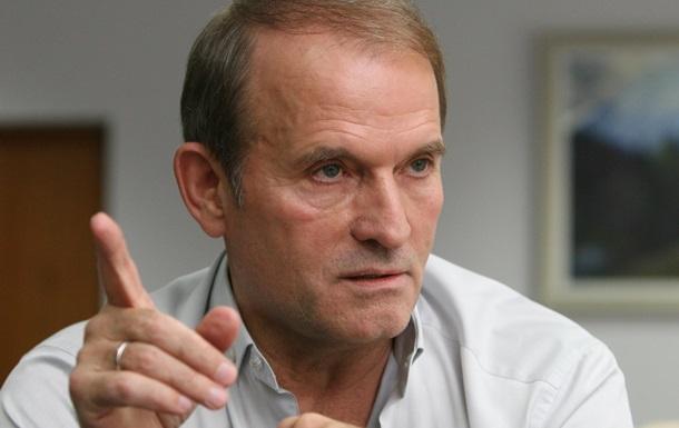Медведчук предложил российский план по Донбассу: соцсети возмущены условием унизительной капитуляции