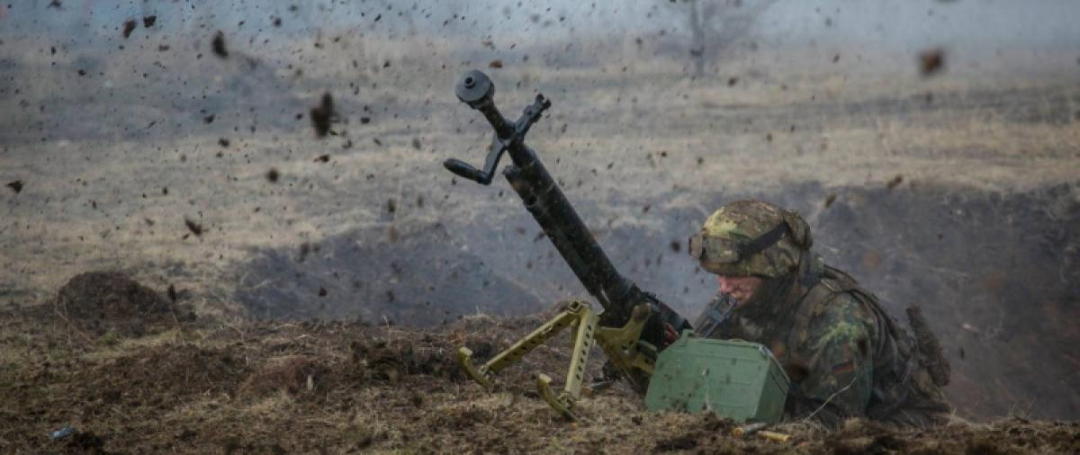 Боевики на Донбассе вновь нарушили перемирие и устроили провокации - штаб ООС