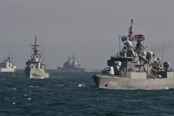 В России напряглись: 5 мощнейших боевых кораблей НАТО прибыли в Грузию для проведения учений