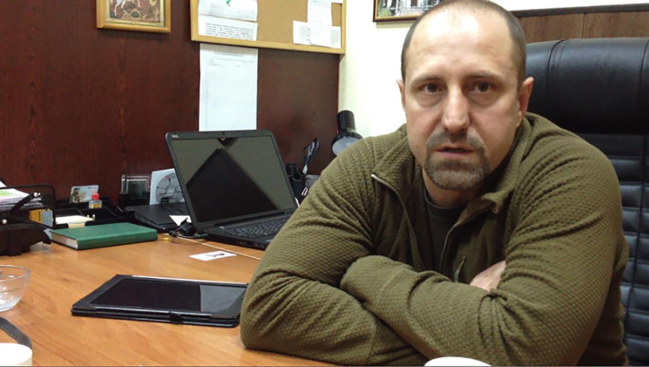 Ходаковский заявил о невозможности выехать из России в ДНР