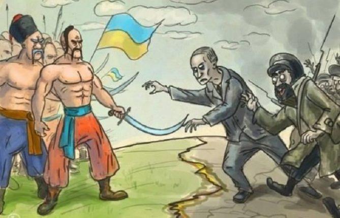 50% жителей России считают Украину своим главным врагом: опубликованы официальные данные соцопроса