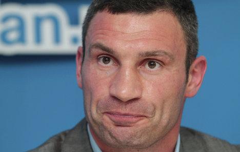 НАБУ открыло уголовное производство в отношении Кличко