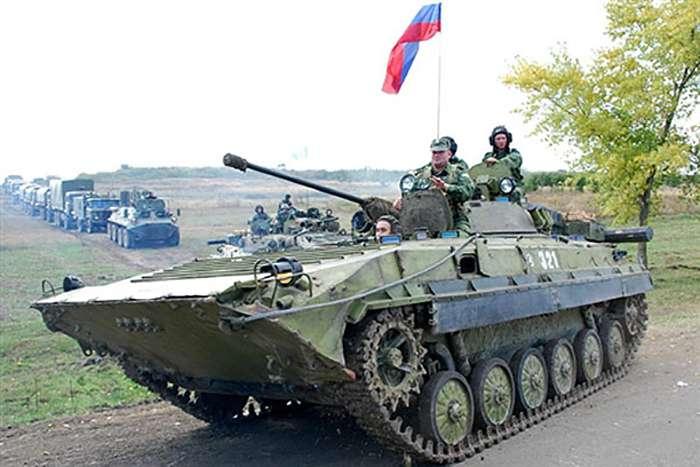 Повстанцы ДНР наступают на Еленовку