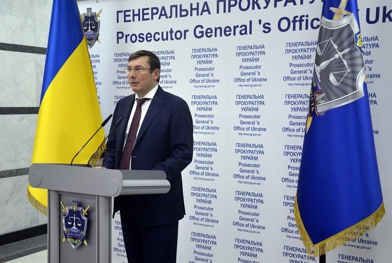 Скандал с подкупом Тимошенко: Луценко хочет лишить депутатской неприкосновенности Дубиля