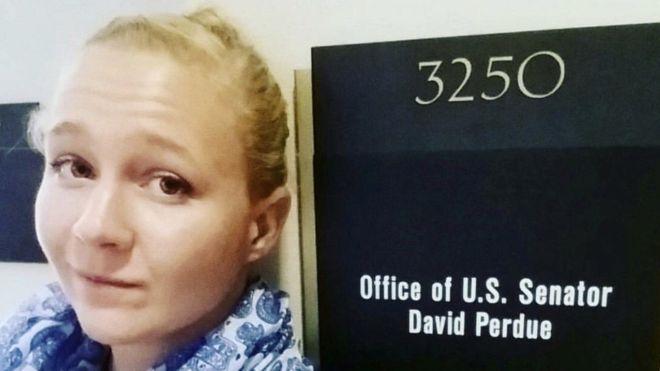 Сотрудницу агентства нацбезопасности США арестовали за утечку информации о вмешательстве России в президентские выборы