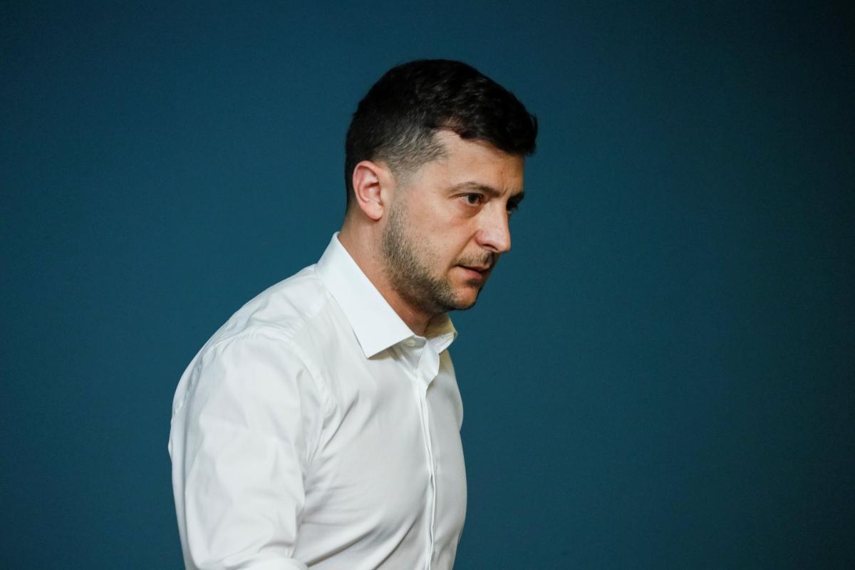 """""""У Гончарука был тяжелый разговор с Зеленским"""", - источник сказал, что произошло на Банковой"""