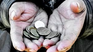 Спасибо Путину за это: в России в очередной раз рухнули реальные доходы граждан