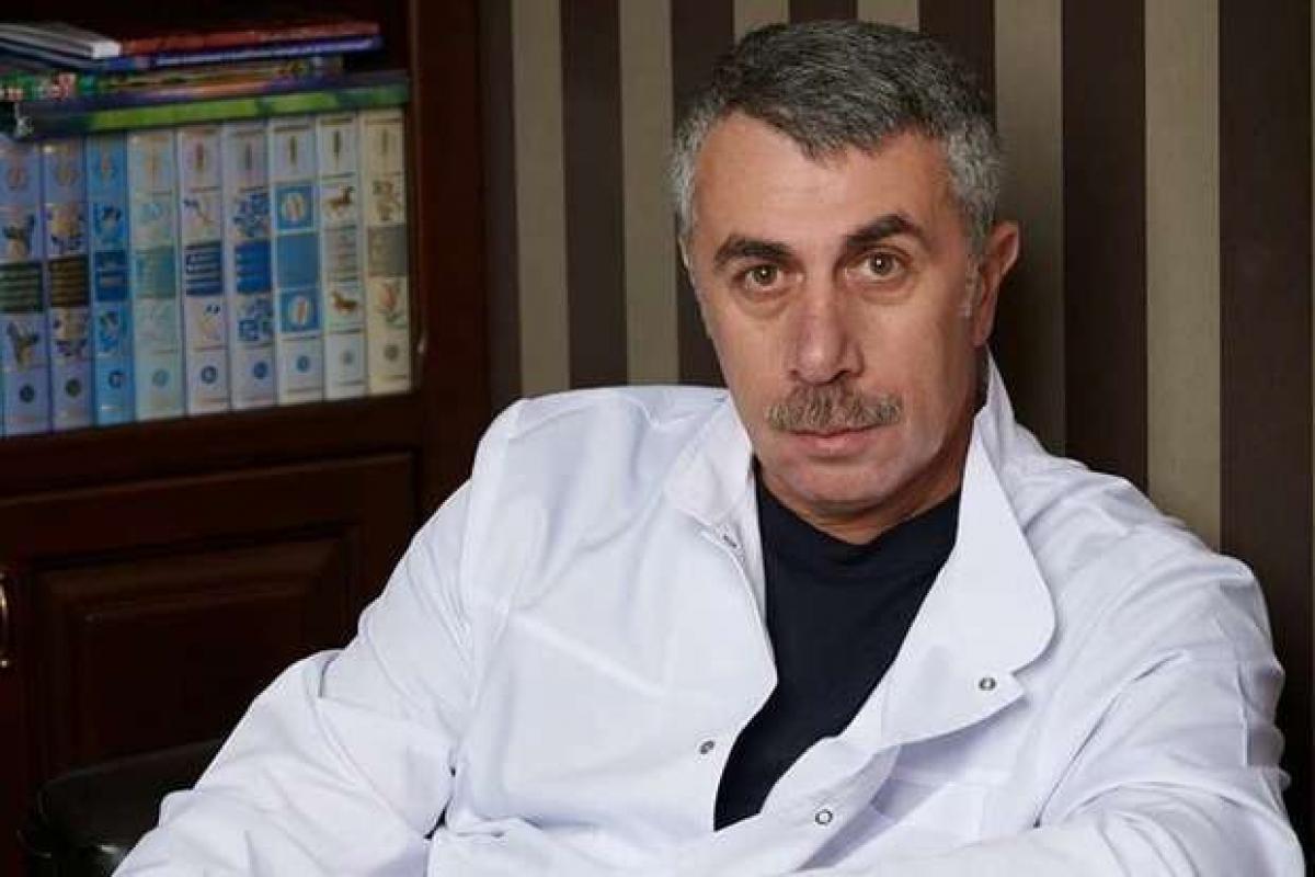 """Доктор Комаровский поделился новыми данными о защитных масках: """"ВОЗ все изменила"""""""