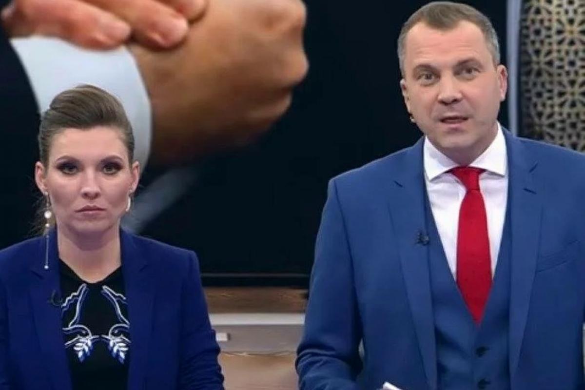 """""""Посмотрите, а потом решайте"""", - муж Скабеевой показал, что на самом деле происходит в Москве с коронавирусом"""