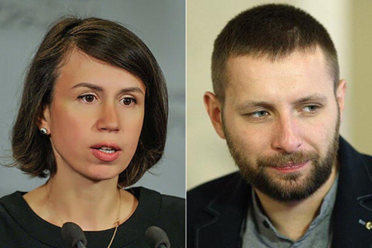 Прокуратура готовит задержание Черновол и Парасюка для дискредитации Евромайдана, детали