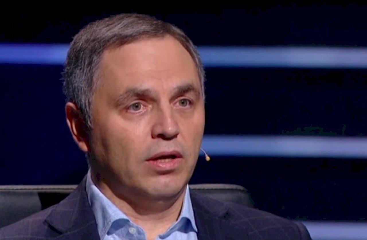Украина, Портнов, Слежка, Нападение, Журналисты.