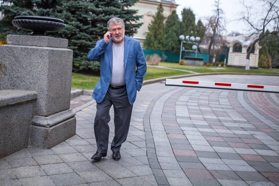 Игорь Коломойский, Андрей Парубий, Игорь Луценко, ГБР