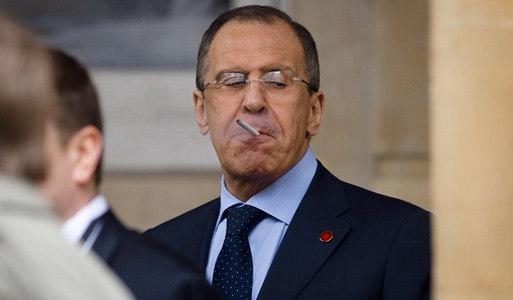 Сортирный юмор: скандальный российский министр Лавров, мнящий себя великим поэтом, неудачно пошутил об отношениях между РФ и ЕС